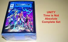 UNITY - Time is Not Absolute    Complete Base Card Set