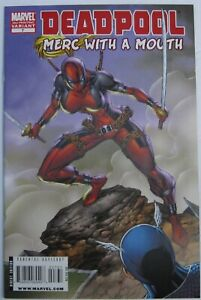 Deapool: Merc With A Mouth #7, 3rd print, FN-VFN (7.0), intro Lady Deadpool
