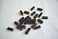 LEGO Bausteine & Bauzubehör Lego 50 Stück 32140 Technic Liftarme schwarz gebogen
