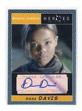 Heroes Volume 2 , Dana Davis as Monica Dawson auto card