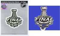 2019 STANLEY CUP FINAL JERSEY PATCH ST. LOUIS BLUES STICKER NHL OFFICIAL LICENSE