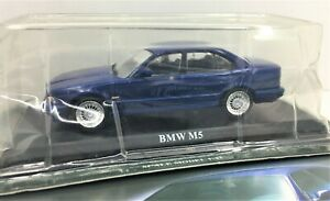 Delprado Collection* BMW M5 With Info Sheet*  In Case ** 1:43