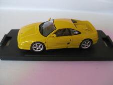 8026 Bang Ferrari 355 Berlinetta Yellow 1:43 Neu in OVP