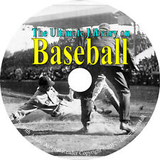 71 Books on DVD – Ultimate Vintage Library on Baseball, Spalding Guides