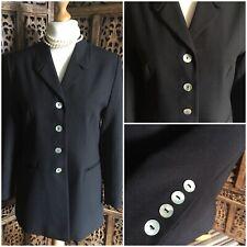 Modern classics Black Jacket Size Uk 14 smart Work Wear