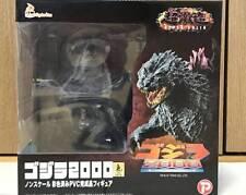 Godzilla 2000 Art Spirits Super Granulation Series PVC Figure F/S Japan New