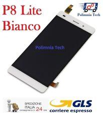 HUAWEI P8 Lite Bianco - DISPLAY LCD+TOUCHSCREEN - GLS 24h!