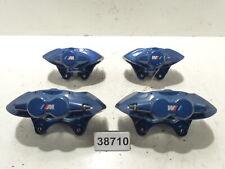 Original BMW F87 F30 F80 F31 F32 F33 F36 Satz M Bremssättel blau vorne hinten