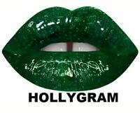 LIME CRIME COSMETIC CAROUSEL LIP GLOSS  HOLLYGRAM GREEN GLITTER $17
