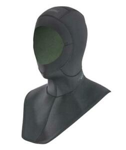 XCEL 6/5mm Thermoflex Scuba Diving Hood w/ Bib & ThermoBamboo Lining All Sizes
