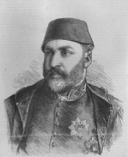 TURKEY. Abdülaziz I. Abd-Ul-Aziz, Sultan. Deposed 1876. Committed suicide, 1876