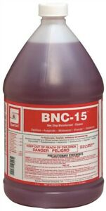 SPARTAN CHEMICAL CONCENT BNC-15 1Gallon 1-step disinfectant, cleaner, sanitizer