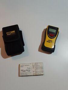 Stanley FatMax TLM-100 Tru-Laser Distance Measurer 77-910