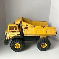 Tonka Mighty Dump Truck XMB-975 Vintage Metal Toy Kids Truck