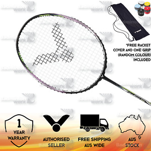 VICTOR Badminton Racket AuraSpeed 90S Fast Control > Yonex Nanoflare