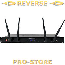 Nowsonic Stage Router Pro Gigabit Wireless LAN-Router WLAN Mischpulte Repeater
