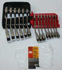 NEW Mac Tools 14pc Metric Stubby Reversible Ratcheting Wrench Set 6mm-19mm 12 Pt