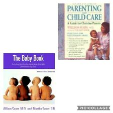 2 Book Bundle on Parenting by Dr. Sears