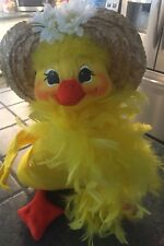 """Annalee 18"""" Large Duck For Spring Or Easter Made In 2006"""
