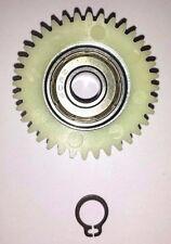 Ersatzzahnrad für Bafang 250W Motoren - Nylon, 36 Zähne + Seegerring 8mm