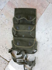 Original Grenade Carrier 3-Pocket Handgranatentasche 1945 Indochina Legion WWII