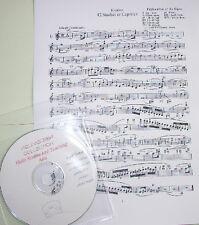 VIOLINO FOGLIO musica su CD, STUDI 100's & Violino metodi didattici PDF UK Venditore