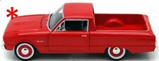 American Classics - 1960 Ford Ranchero 1:24      Red