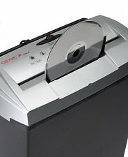 Schredder Aktenvernichter Streifenschnitt CD Vernichter Kreditkartenvernichter