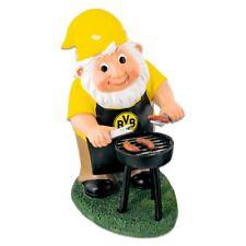 BVB - Gartenzwerg mit Grill -  Borussia Dortmund