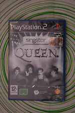Singstar queen ps2 pal NUOVO