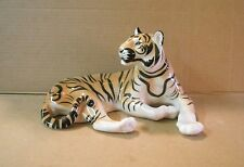 Lomonosov Tiger Figurine