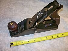 Wood Plane, Vintage Defiance No. 4  Size Wood Plane,  Made in the U.S.A.