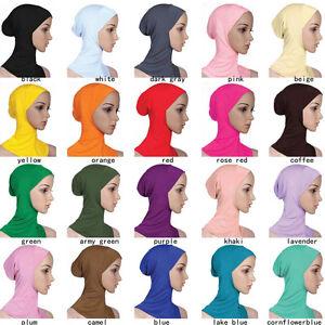 Schlauch Bone Baumwolle Untertuch Amira Hijab Kopftuch Scarf Esarp Bonnet Boni