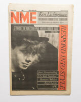 NME magazine 9 April 1983 Tracie Young Ray Charles Paul Weller