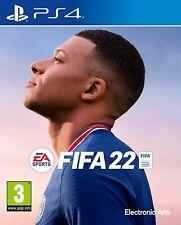 FIFA 22 PS4 ITA PLAYSTATION 4 STANDARD CON DISCO EDITION NUOVO ZECCA SIGILLATO