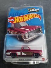 Hot Wheels Legends Tour 1983 83 Chevy Silverado