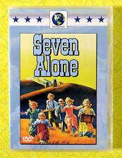 Seven Alone ~ DVD Movie ~ Family Wilderness Survival
