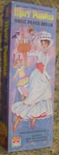 Whitman Mary Poppins Magic Paper Dolls #4621