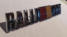COPPIA oblunghi e quadrato 11x8 pressato targhe in metallo alluminio auto REG legale su strada