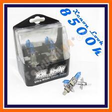 2x H1 Xenon Aspecto Bombillas coche 12V 55W 8500K P14,5s más Luz Azul Luz