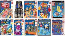 2 x Board Games for £10 Tumbling Tower,Jumping Monkeys,What Am I,Domino Run