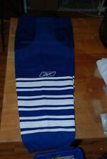 REEBOK EDGE HOCKEY SOCKS TORONTO MAPLE LEAFS YOUTH HOME BLUE