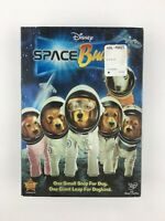 Space Buddies DVD, 2009 With Slip Cover Disney Puppies Dogs