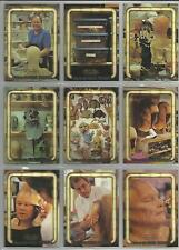 "Star Trek Voyager Profiles - ""Make-Up"" Set of 9 Chase Cards #MW1-MW9"
