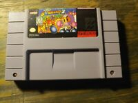 Super Bomberman 2 (SNES) Cleaned/Tested - Cart Only