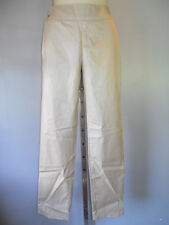 Nos BUILT BY WENDY Tan Beige Khaki Retro Trouser Rockabilly Slacks Mod Pants 4 S