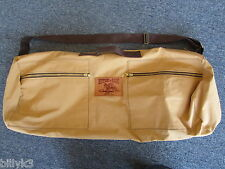 "Butler Bags - Base Camp Gear Bag - Desert Tan Color - Large ""Duffel"" Style Bag"