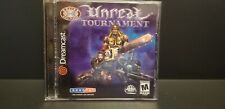 Unreal Tournament • Sega Dreamcast System/Console by Epic Infogrames Tested!