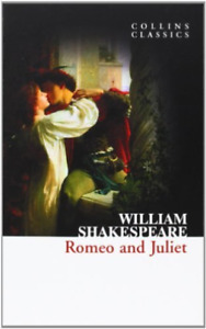 Classics Romeo And Juliet BOOK NEW