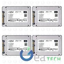 """Crucial SSD Interno MX500 2,5"""" Memoria da 250 GB 500 GB 1TB 2TB"""